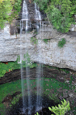 Photograph - Fall Creek Falls by Teresa Blanton