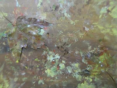 Fall Impressions Art Print by Heather Burbridge