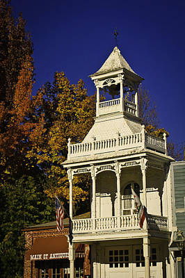 Photograph - Fall In Nevada City by Sherri Meyer