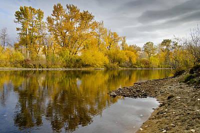 Photograph - Fall River 1 by David Martorelli