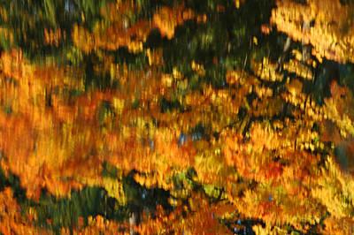 Abstract Shapes Janice Austin Royalty Free Images - Fall Zen Royalty-Free Image by LeeAnn McLaneGoetz McLaneGoetzStudioLLCcom