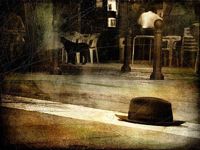 Photograph - Fallen Hat by Alfredo Gonzalez