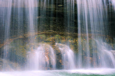 Photograph - Falling Water by Michelle Joseph-Long