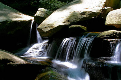 Photograph - Falls by Van Corey