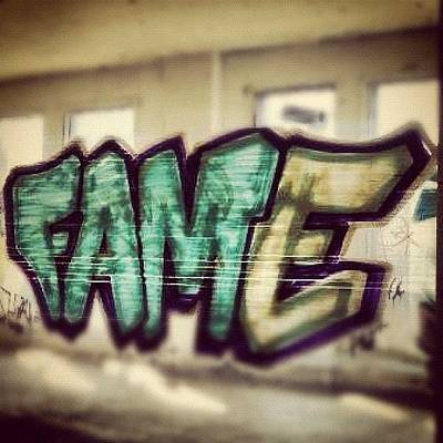 Fame Photograph - #fame by Ruth Calder