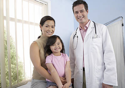 Good Practices Photograph - Family Doctor by Adam Gault