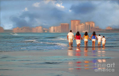 Photograph - Family Values by Jeff Breiman