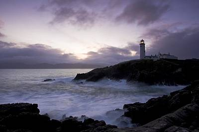 Fanad Head, County Donegal, Ireland Art Print by Peter McCabe