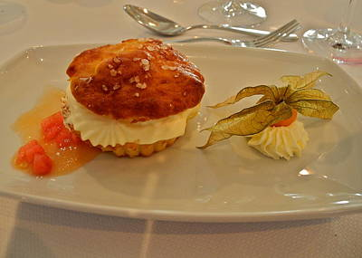 Photograph - Fancy French Dessert by Kirsten Giving