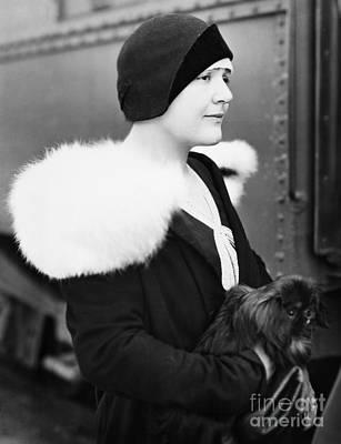 Photograph - Fannie Hurst (1889-1968) by Granger