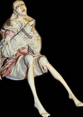 Fantina Art Print by Nataly Fomina