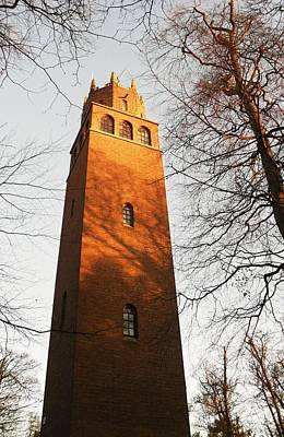 Photograph - Faringdon Folly by Michael Standen Smith