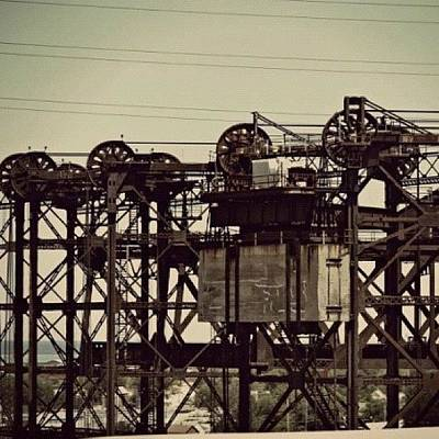 Machine Wall Art - Photograph - #farm #industry #factory #machine by Sabrina Raber