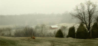 Photograph - Farm Lands by Marilyn Marchant
