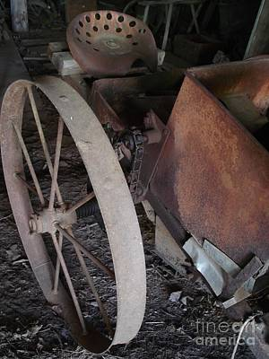 Photograph - Farm Tool by Kerri Mortenson