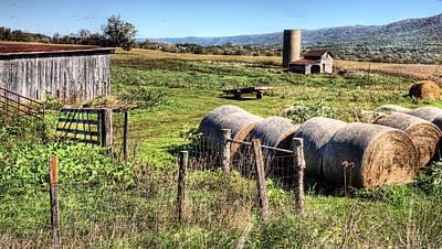 Photograph - Farmville by JC Findley