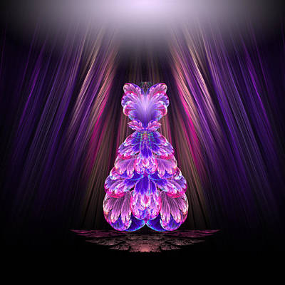 Digital Art - Fashion Show by Karla White