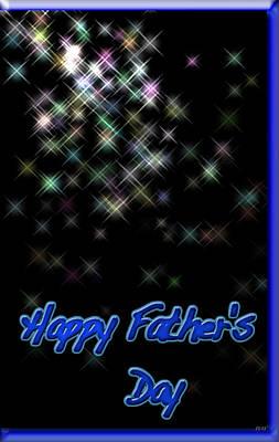 Fathers Day Card 2 Art Print by Debra     Vatalaro