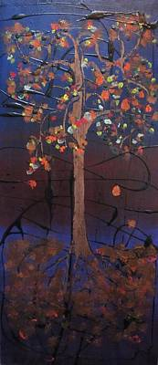Painting - Fautumn  by David Sutter