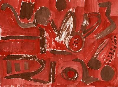 Fear As A Sickness Original by Taylor Webb
