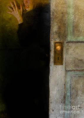 Haunted House Photograph - Fear by Jill Battaglia