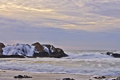 Marin Photograph - February Seascape by Priya Ghose
