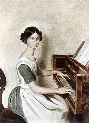 Photograph - Fedotov: Portrait, 1849 by Granger