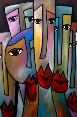 Feel So Close By Thomas Fedro Art Print by Tom Fedro - Fidostudio