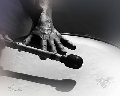 Photograph - Feel The Rhythm by Danuta Bennett