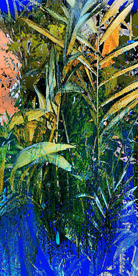 Feet In The Water Art Print by Anne Weirich
