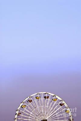 Wall Art - Photograph - Ferris Wheel by Sam Bloomberg-rissman