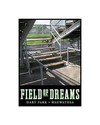 Digital Art - Field Of Dreams by Geoff Strehlow