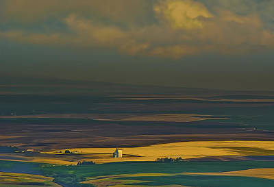 Photograph - Fields Of Colors by Dale Stillman