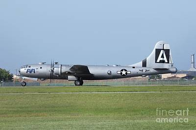 Photograph - Fifi Boeing B29 Superfortress by Scenesational Photos