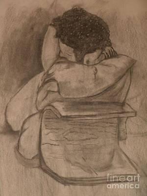 Drawing - Figure 2 by Samantha L