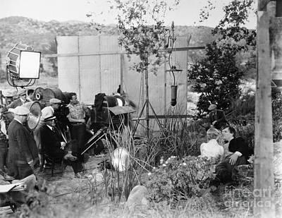 Wark Photograph - Film: Abraham Lincoln, 1930 by Granger