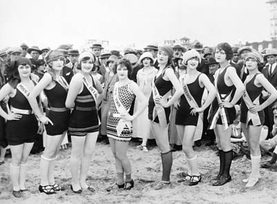 Photograph - Film Still: Beauty Pageant by Granger