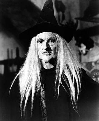Three Stooges Photograph - Film Still: Witch, 1961 by Granger
