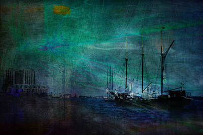 Finding Home Art Print by Robin Webster