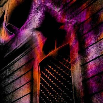 Horror Wall Art - Photograph - Finestra by Fausto Luigi Cima