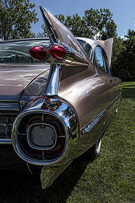 Caddy Photograph - Fintastic by Peter Chilelli