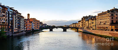 Firenze - Italia Art Print