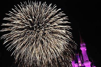Shweta Singh Photograph - Firework by Shweta Singh
