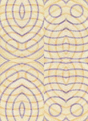 Firmamentals 0-3 Art Print by William Burns