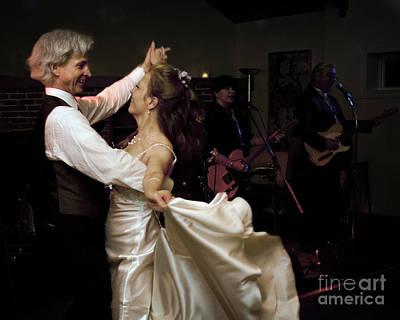 Photograph - First Dance by Jane Brack