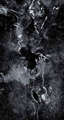 First Ice Art Print