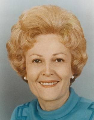 Bouffant Photograph - First Lady Patricia Nixon 1912-1993 by Everett