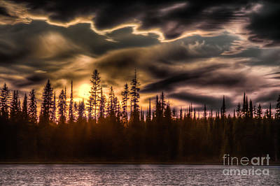Photograph - First Sunset Of Summer 4 by Katie LaSalle-Lowery