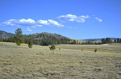 Photograph - Fish Creek Valley II by Donna Greene