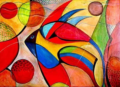 Fish IIi Art Print
